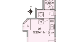 1R Apartment in Shinjuku - Shinjuku-ku