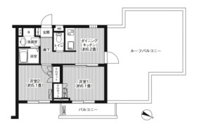 世田谷区上馬-2DK公寓大厦