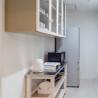 在港區內租賃4DK 公寓大廈 的房產 廚房