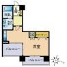 1R Apartment to Rent in Shibuya-ku Floorplan
