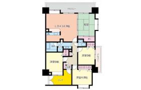 4LDK Apartment in Take - Kagoshima-shi