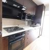 3LDK Apartment to Rent in Koganei-shi Kitchen