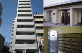 目黒区中目黒-1K公寓大厦