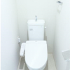 1K Apartment to Rent in Koto-ku Toilet