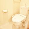 在港區內租賃1K 公寓大廈 的房產 廁所