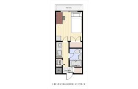 墨田區千歳-1K公寓大廈