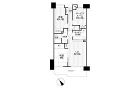 2SLDK Apartment in Oba - Fujisawa-shi