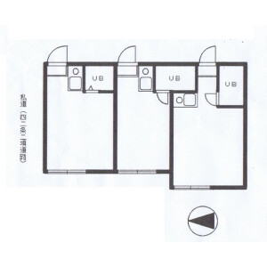 Whole Building {building type} in Hommachi - Shibuya-ku Floorplan
