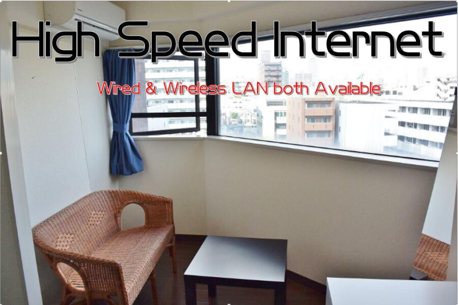 3DK Apartment to Rent in Osaka-shi Tennoji-ku Living Room