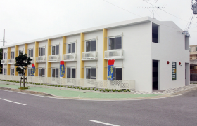 1K Apartment in Kamiseido - Nakagami-gun Chatan-cho