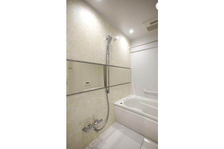 3LDK Apartment to Buy in Koto-ku Bathroom