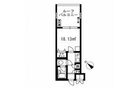 町田市原町田-1K公寓大廈