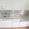 1K Apartment to Rent in Komae-shi Kitchen