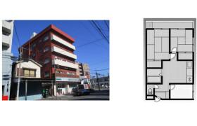 2DK {building type} in Nakadori - Yokohama-shi Tsurumi-ku