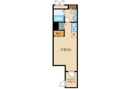 1K Apartment in Matsunami - Chiba-shi Chuo-ku