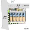1K Apartment to Rent in Yokohama-shi Kanagawa-ku Map
