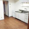 2DK Apartment to Rent in Chiba-shi Chuo-ku Kitchen