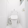 1LDK Serviced Apartment to Rent in Taito-ku Toilet