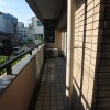 3LDK Apartment to Buy in Kyoto-shi Higashiyama-ku Balcony / Veranda