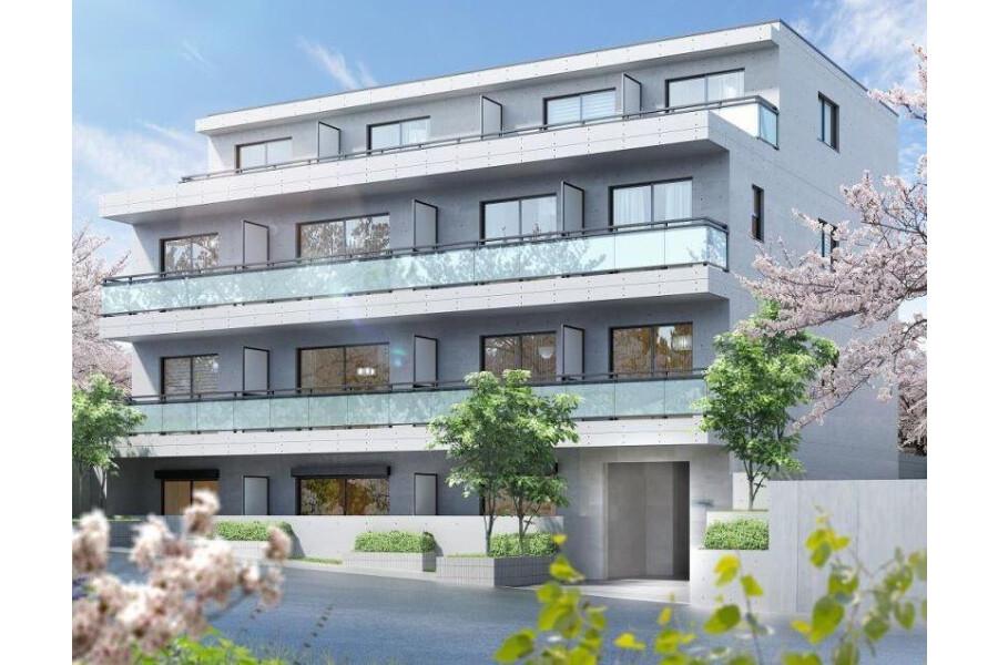 在Meguro-ku购买楼房(整栋) 大厦式公寓的 户外