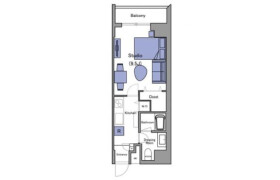 1K Apartment in Kajicho - Chiyoda-ku