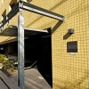 1K Apartment to Rent in Shinjuku-ku Outside Space