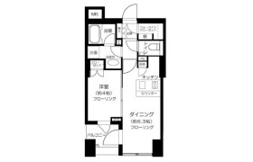 1DK Mansion in Jinnan - Shibuya-ku