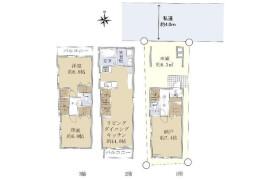 大田區北千束-2LDK{building type}