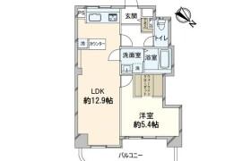 福岡市中央區天神-1LDK{building type}