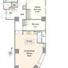 在千代田區購買3LDK 公寓大廈的房產 房間格局
