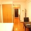 1K マンション 品川区 リビングルーム