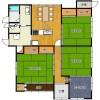 4LDK House to Buy in Kyoto-shi Ukyo-ku Floorplan