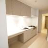 1LDK Apartment to Rent in Sumida-ku Kitchen