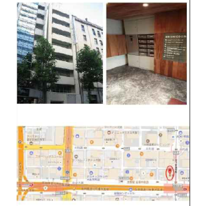 Whole Building {building type} in Minamihommachi - Osaka-shi Chuo-ku Floorplan