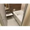 1LDK Apartment to Rent in Yokohama-shi Nishi-ku Bathroom