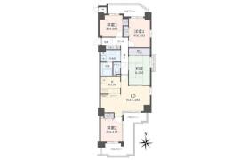 4LDK Apartment in Koseitori - Nagoya-shi Nishi-ku