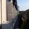 1K Apartment to Rent in Matsudo-shi Balcony / Veranda