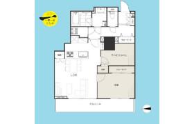 1SLDK {building type} in Tsukuda - Chuo-ku