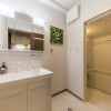 1R Serviced Apartment to Rent in Osaka-shi Yodogawa-ku Washroom