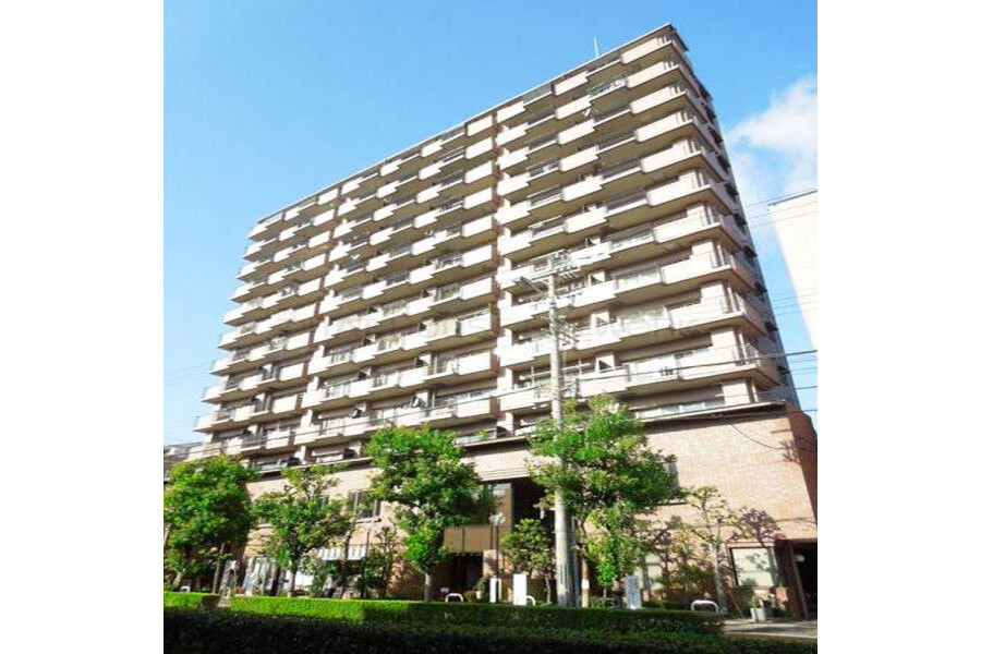 2LDK Apartment to Buy in Osaka-shi Abeno-ku Exterior