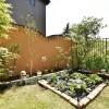 在三鹰市购买3SLDK 独栋住宅的 花园