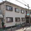 1R Apartment to Rent in Osaka-shi Higashisumiyoshi-ku Entrance