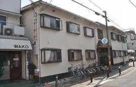 1R Apartment in Kuwazu - Osaka-shi Higashisumiyoshi-ku