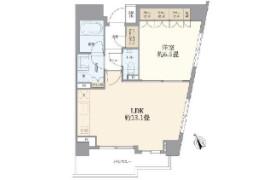 1LDK {building type} in Tomigaya - Shibuya-ku