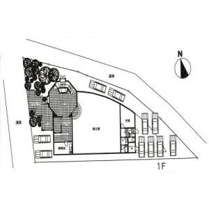 Whole Building {building type} in Takanecho kiyosato - Hokuto-shi Floorplan