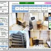1DK Apartment to Rent in Osaka-shi Tennoji-ku Rent Table