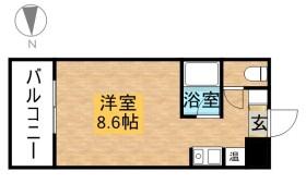 福岡市中央区 荒戸 1R {building type}