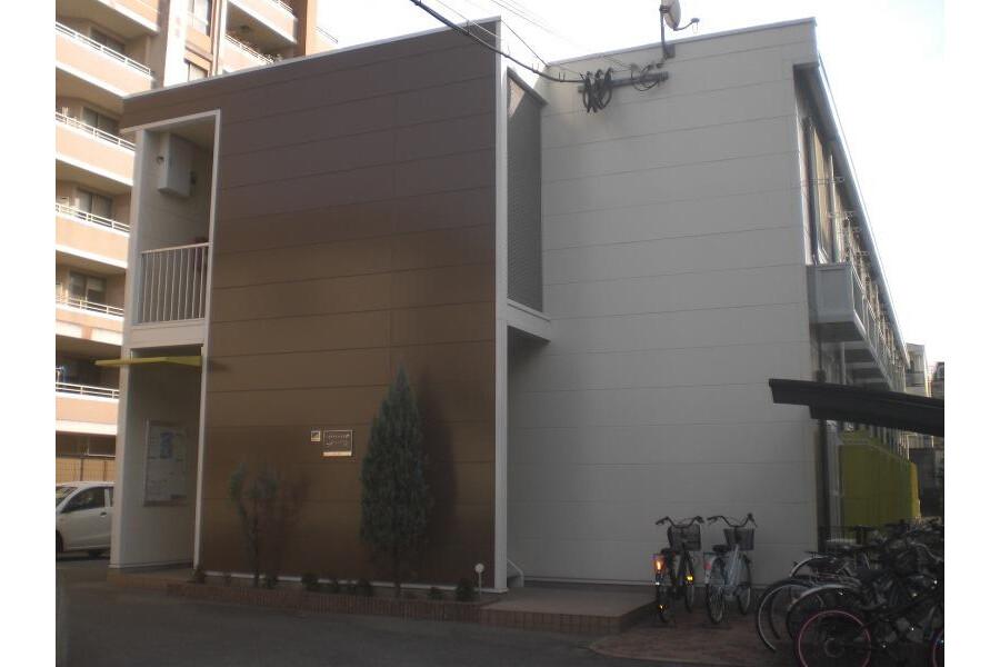 1K Apartment to Rent in Fukuoka-shi Sawara-ku Exterior