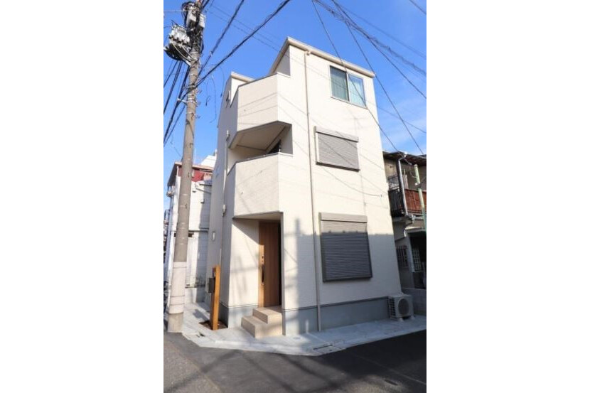 3LDK House to Buy in Ota-ku Exterior