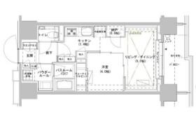 1LDK Mansion in Minamiyamabushicho - Shinjuku-ku
